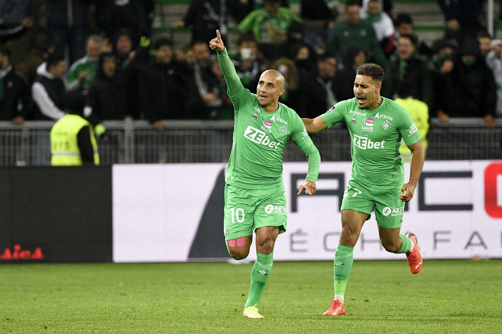 L1, J11 : Saint-Etienne, sauvé des eaux contre Angers, calme un Chaudron qui a dégoupillé !