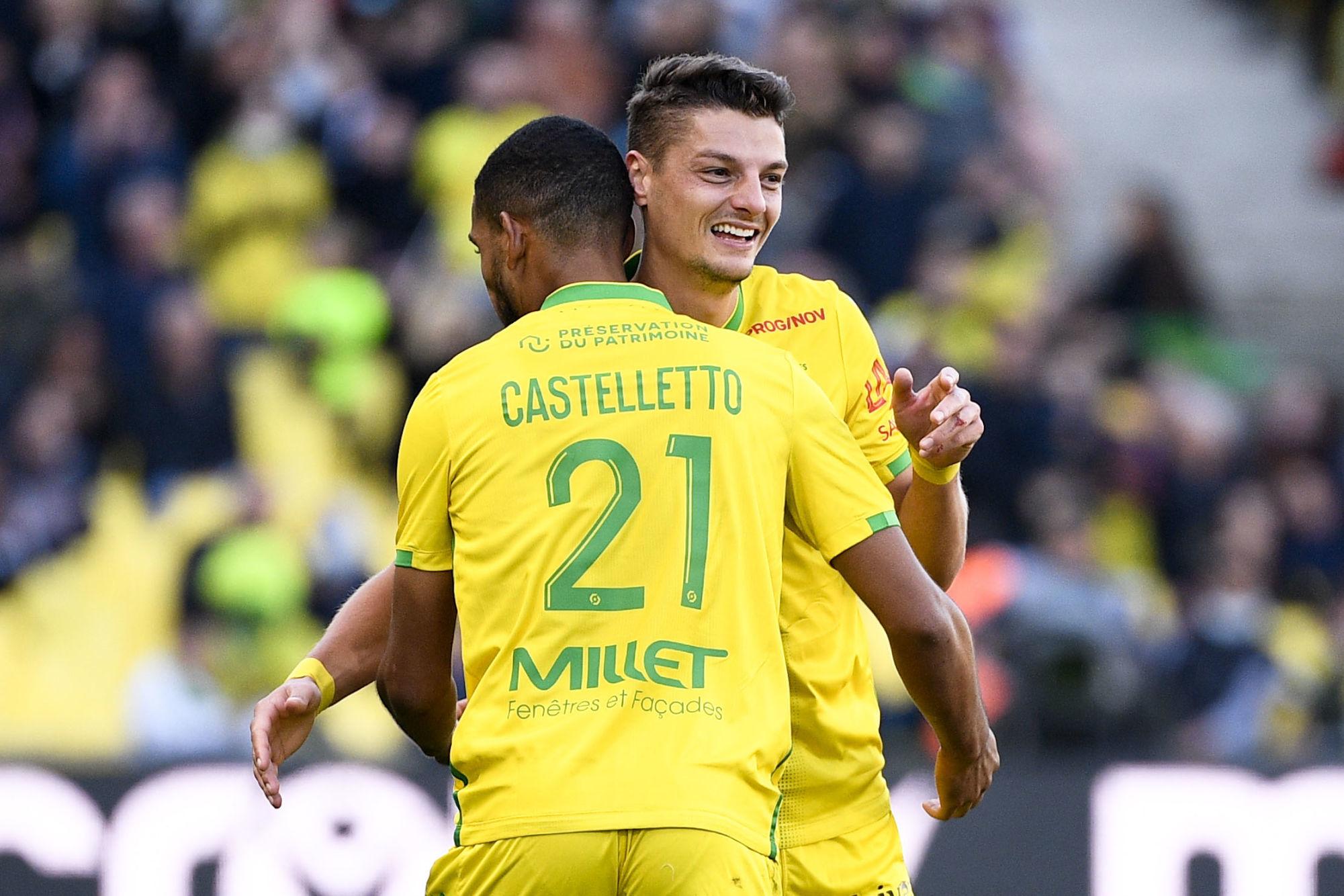L1, J11 : Nantes fait vriller Clermont et se hisse à la cinquième place