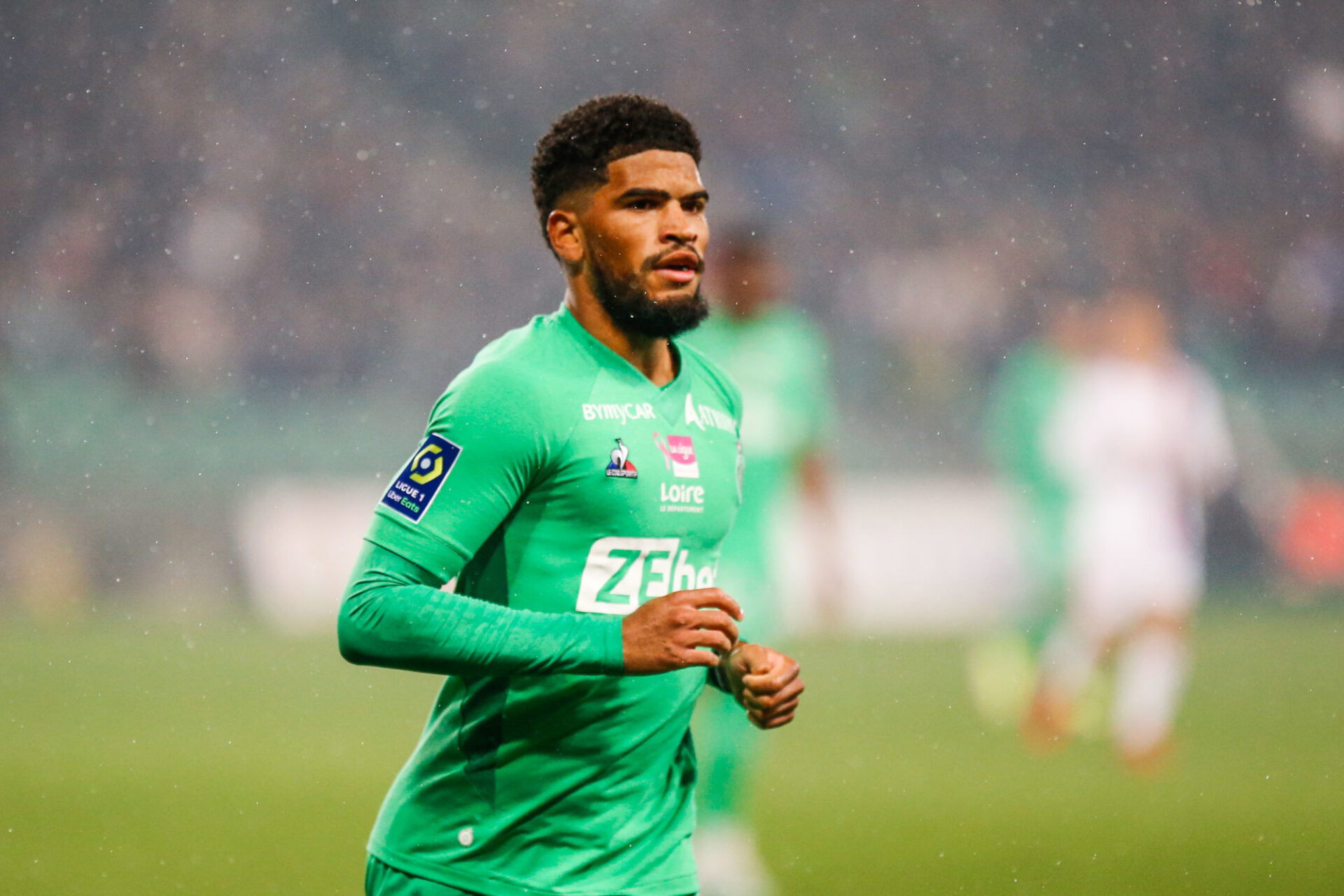 Saint-Etienne et son capitaine Mahdi Camara vont aborder un enchaînement déterminant contre Troyes, Clermont et Metz entre le 30 octobre et le 21 novembre. Icon Sport