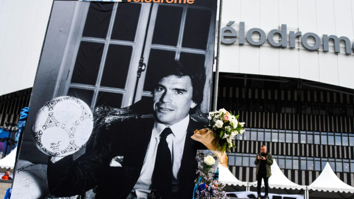Bernard Tapie, ancien président de l'Olympique de Marseille est décédé le dimanche 3 octobre 2021 (IconSport)