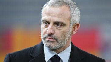 Alain Roche n'est plus le directeur sportif des Girondins de Bordeaux (IconSport)