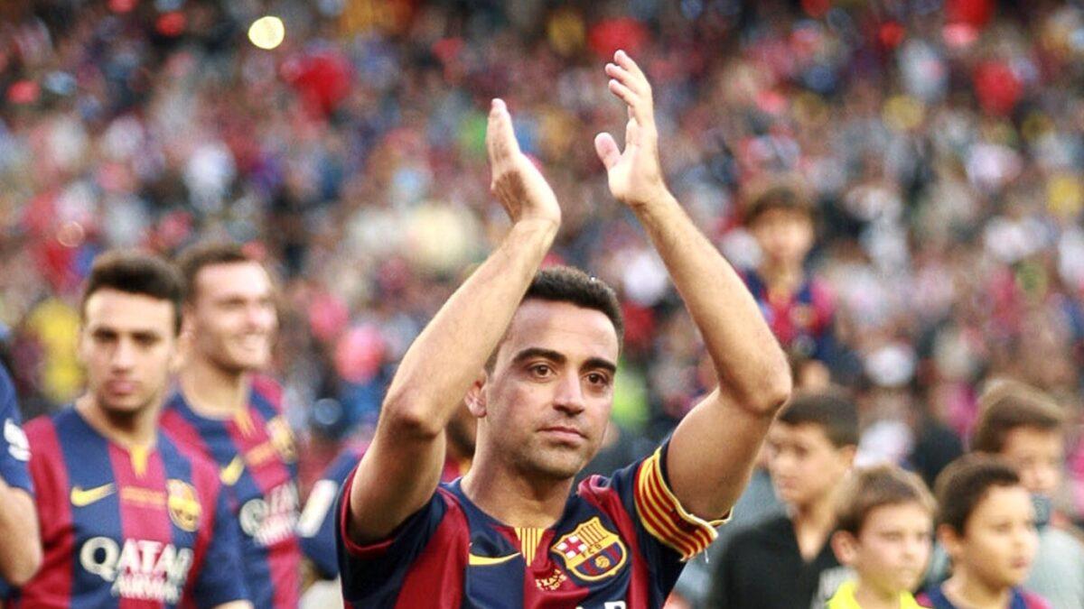 De nombreux fans blaugranas rêvent de voir Xavi devenir l'entraîneur du Barça (iconsport)