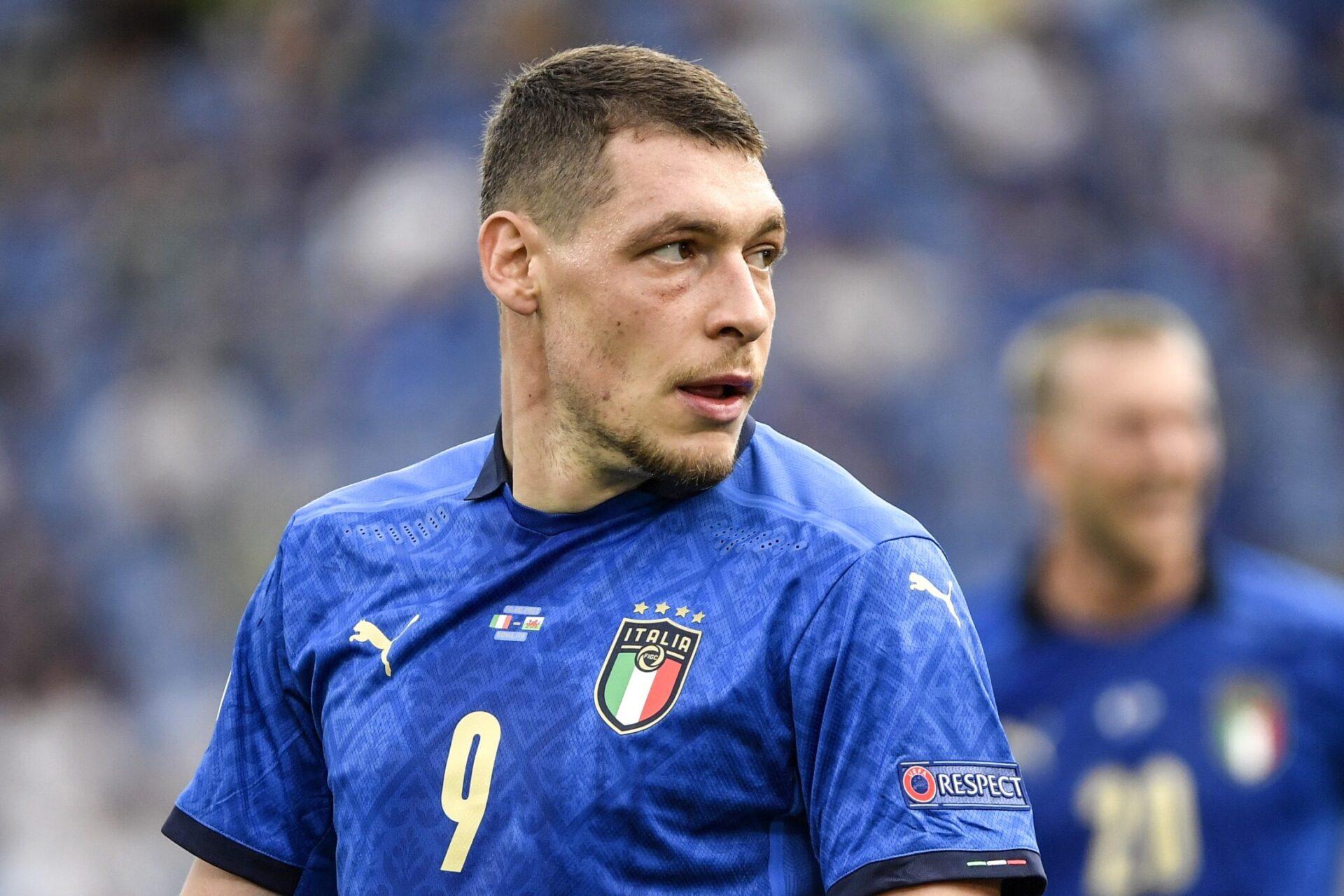 Outre Spinazzola, Belotti, lui aussi récemment blessé, n'a pas été retenu par Mancini (iconsport)