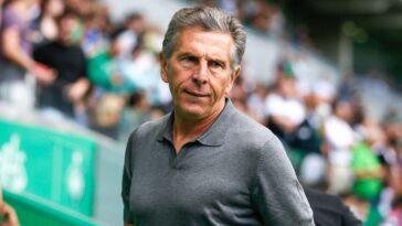 Claude Puel pouvait souffler après le derby. Ses joueurs ont mis fin à une série de cinq défaites de suite en Ligue 1 (iconsport)