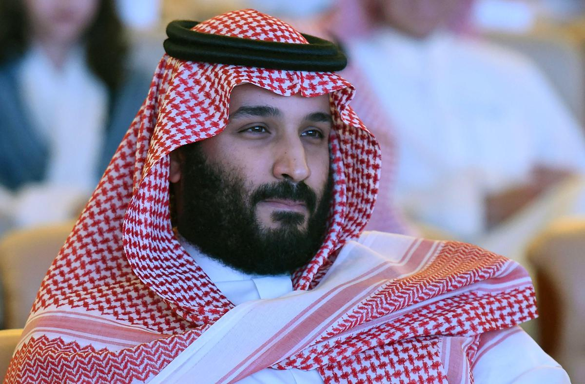 Mohammed ben Salmane, le prince héritier du Royaume d'Arabie Saoudite. DR