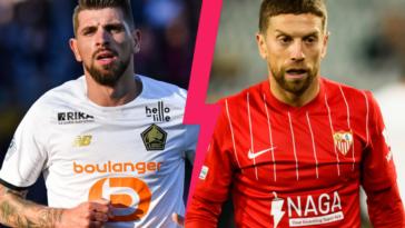 Lille affrontera le Séville FC ce mercredi soir (iconsport)