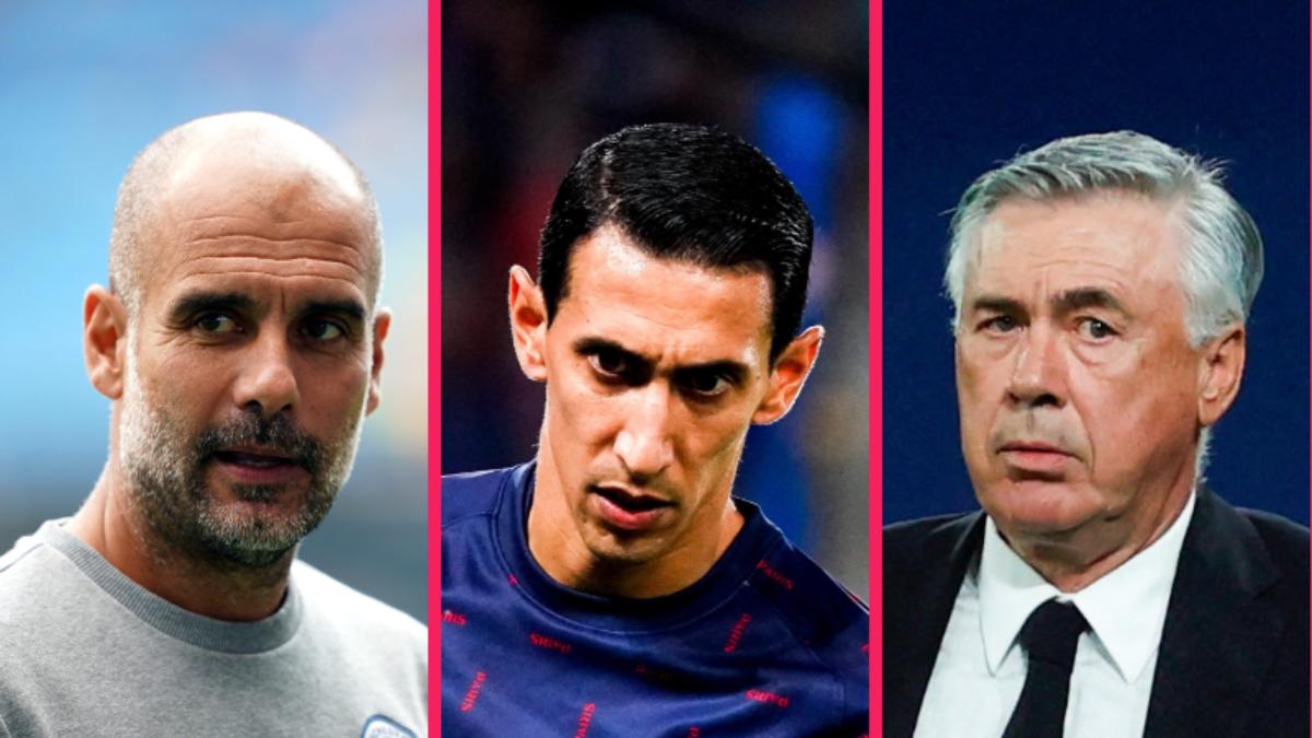 Guardiola, Di Di María et Ancelotti auraient tous été auteurs de fraude fiscale (iconsport)