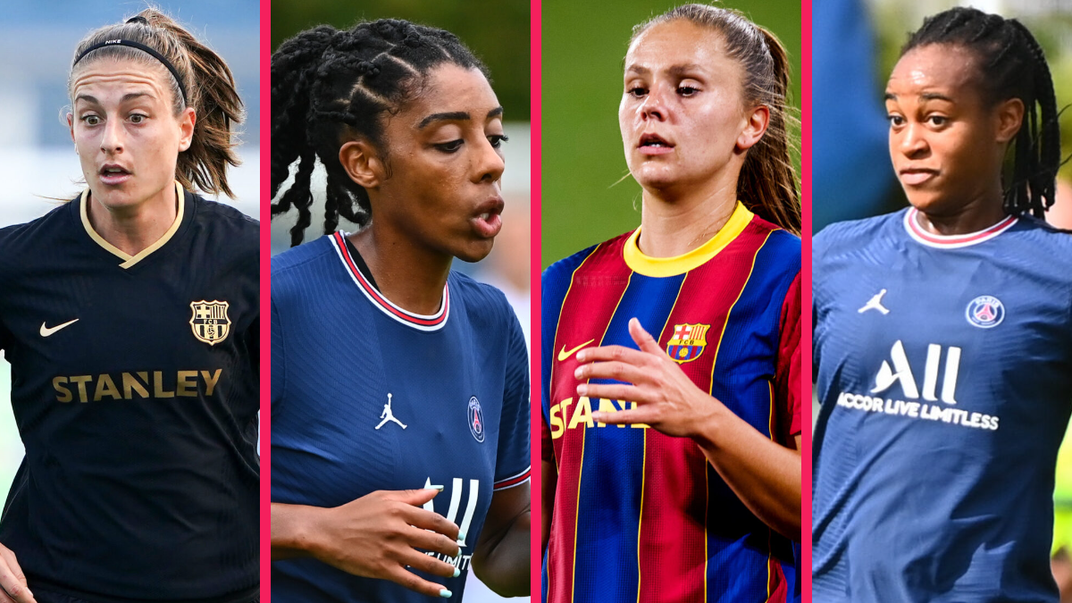 Le Barça, Chelsea et le PSG, fortement représentés pour le Ballon d'Or féminin 2021. Icon Sport