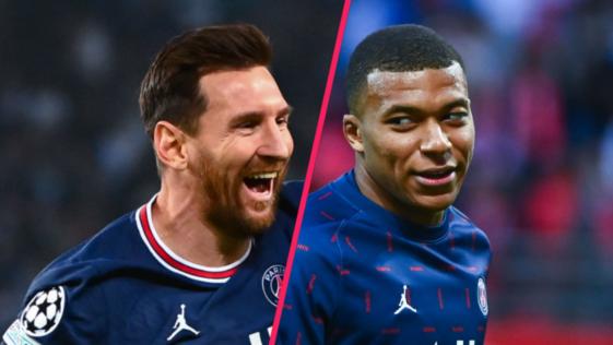 Lionel Messi est convaincu que ça va marcher avec Kylian Mbappé au PSG. Icon Sport