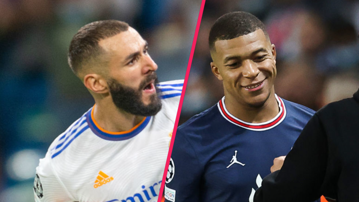 Karim Benzema a une nouvelle fois affirmé que Kylian Mbappé sera tôt ou tard un joueur du Real. Icon Sport
