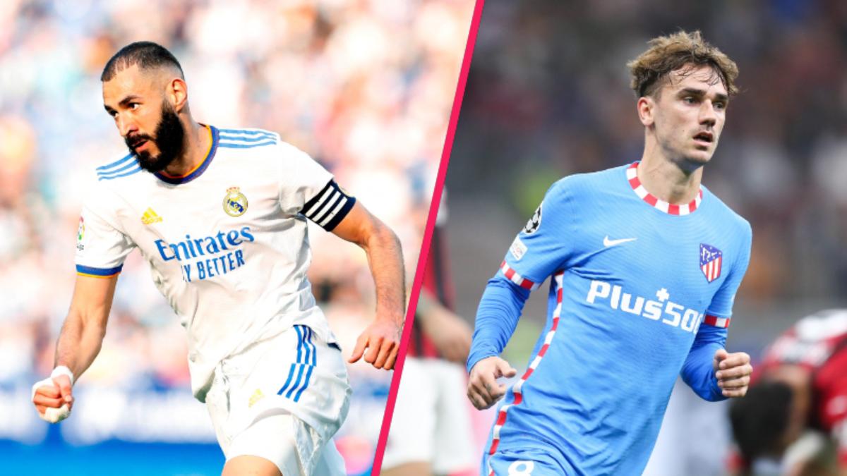 Les matchs du Real et de l'Atlético face à Bilbao et Grenade ont été repoussés (iconsport)