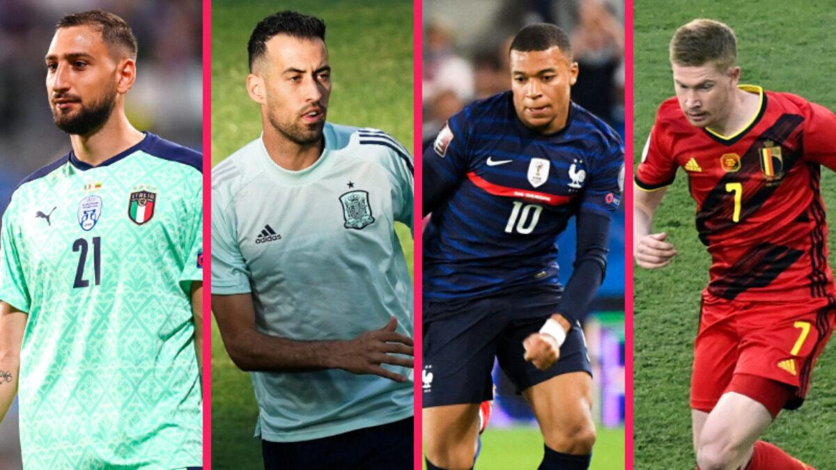 Cette semaine, l'Italie, l'Espagne, la France et la Belgique s'affronteront à l'occasion du Final Four de la Ligue des nations (iconsport)
