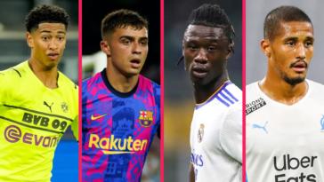 Tuttosport a dévoilé les 20 joueurs nommés au titre de Golden Boy 2021. Icon Sport