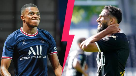 Les compositions pour la rencontre entre le PSG et Angers (iconsport)